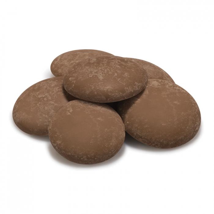 Borcan gigant cu năsturei de ciocolată cu lapte si caramel sarat 900G [1]