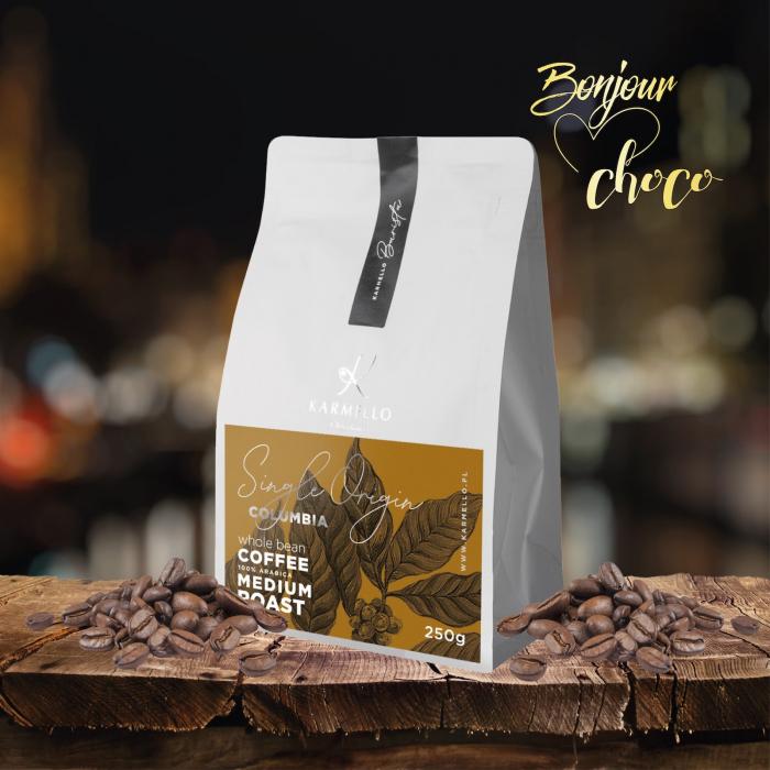 Cafea boabe Columbia single origin [1]