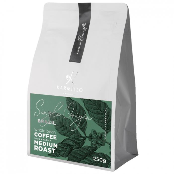 Cafea boabe Brazilia single origin 250G [0]