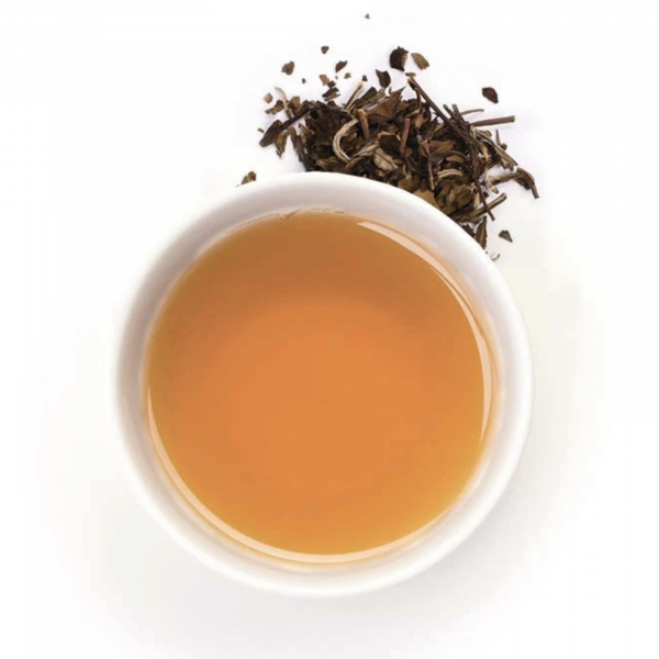 Ceai alb organic cu piersici si caise 40G [1]