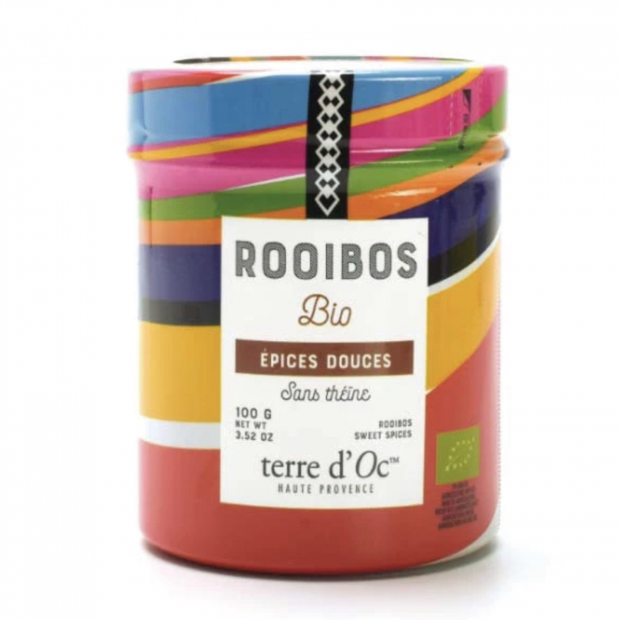 Rooibos organic usor condimentat 100G [0]