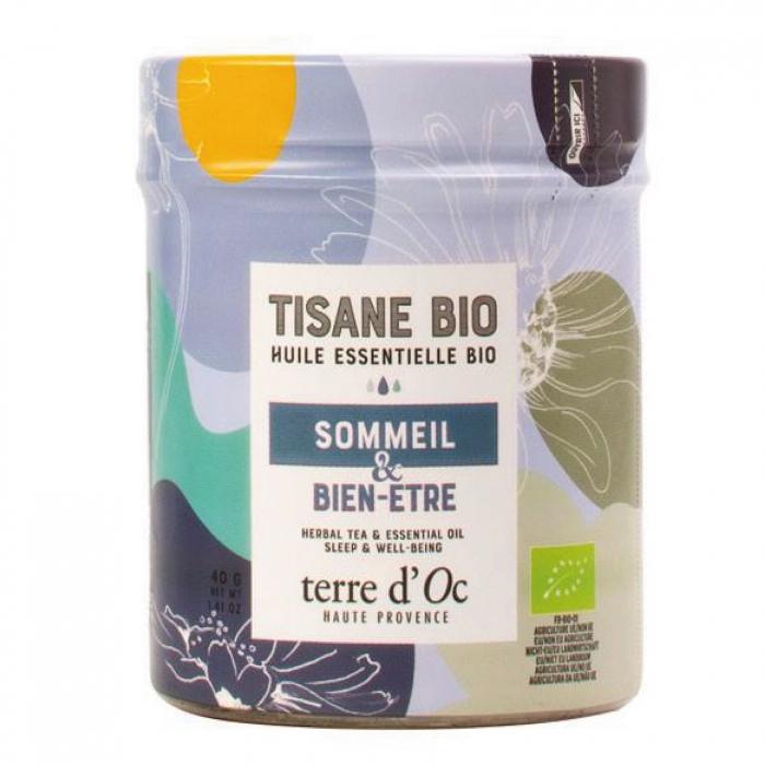Ceai organic de plante Somn & Sanatate 40G [0]