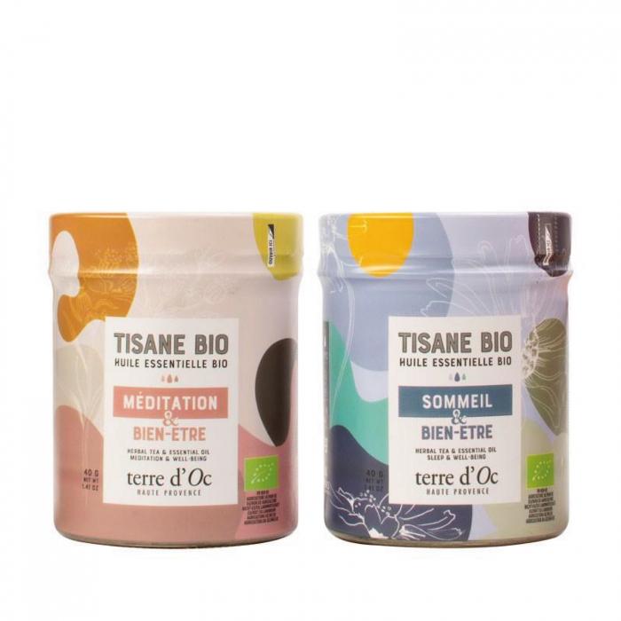 Ceai organic de plante Somn & Sanatate 40G [2]