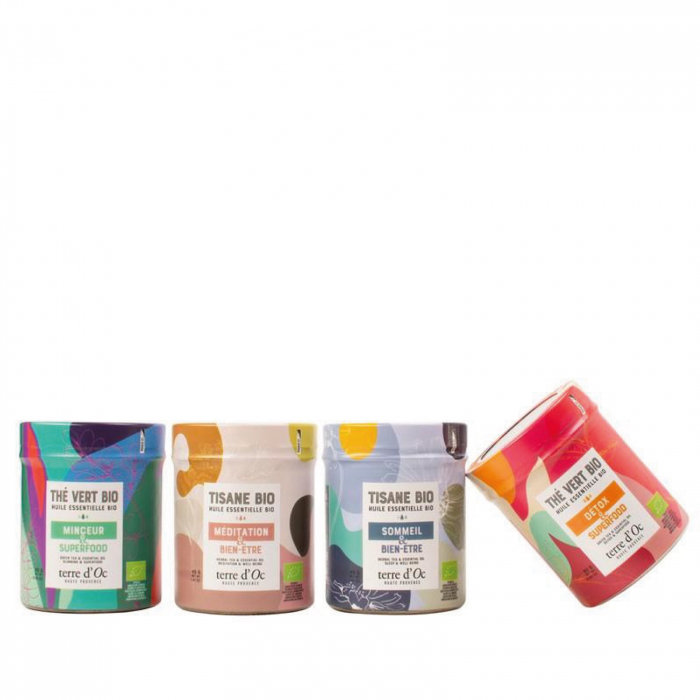 Ceai organic de plante Somn & Sanatate 40G [3]