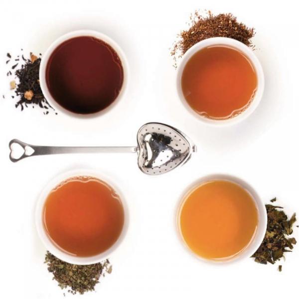 Calatoria mea in lumea ceaiului - set 4 ceaiuri organice cu infuzor 105G [2]