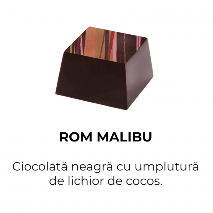 Malibu Rum - Bomboane de ciocolata [1]