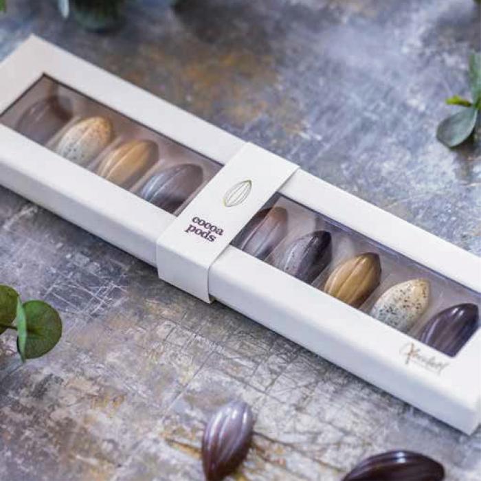 Cocoa Pods - Bomboane de ciocolata cu umplutura 90G [0]