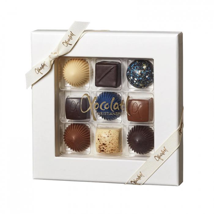 Limited Blue 9 - Selectie premium bomboane de ciocolata 80G [1]