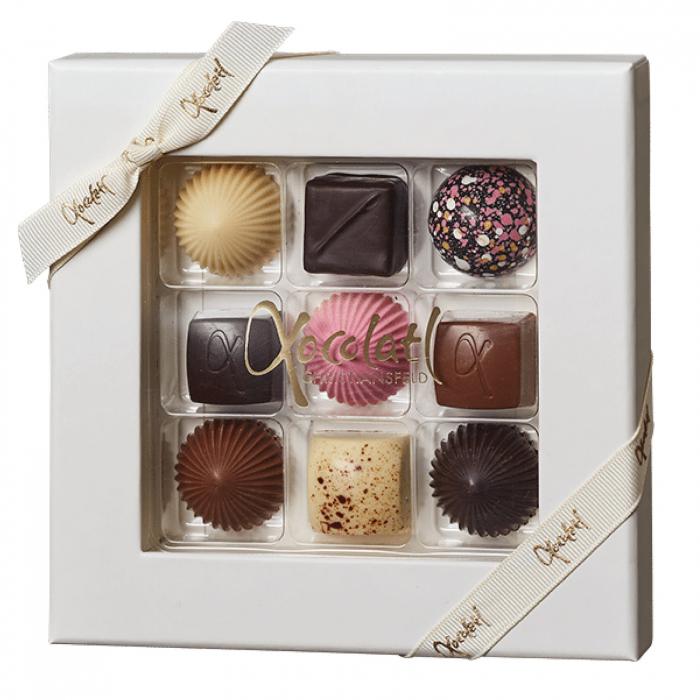 Limited Pink 9 - Selectie premium bomboane de ciocolata 80G [2]