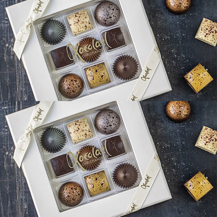 Premier Cru 9 - Selectie premium bomboane de ciocolata 80G [2]