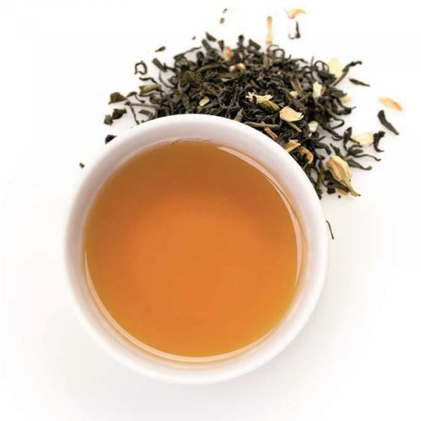 Ceai verde organic cu iasomie 100G [1]