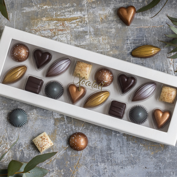 Selection 16 - Selectie premium bomboane de ciocolata 135G [1]