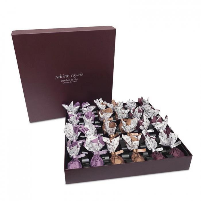 Smochine in ciocolata - Colectia Regala 425G [0]