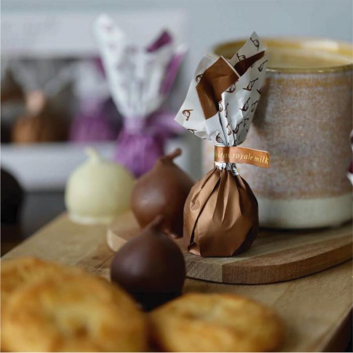 Smochine in ciocolata - Colectia Regala 425G [2]
