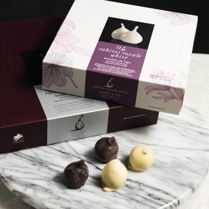 Smochine in ciocolata neagra 142G [4]