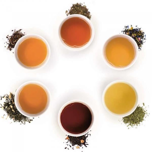 Ceaiurile ospitalitatii - set 6 ceaiuri organice 245G [2]