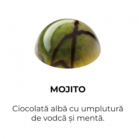 Mojito - Bomboane de ciocolata [1]