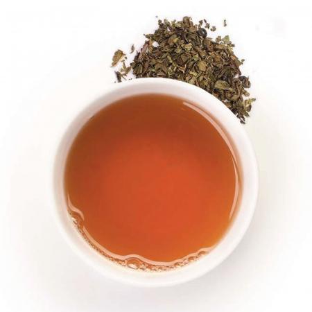 Ceai verde organic cu menta 100G [1]