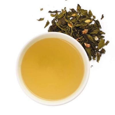 Ceai verde organic cu Yuzu 80G [1]
