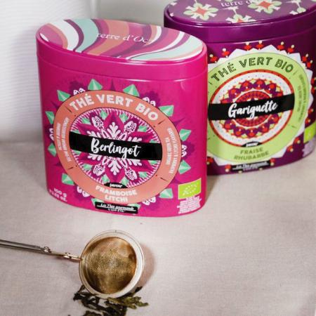 Set cadou 3 ceaiuri organice gourmet 140G [1]