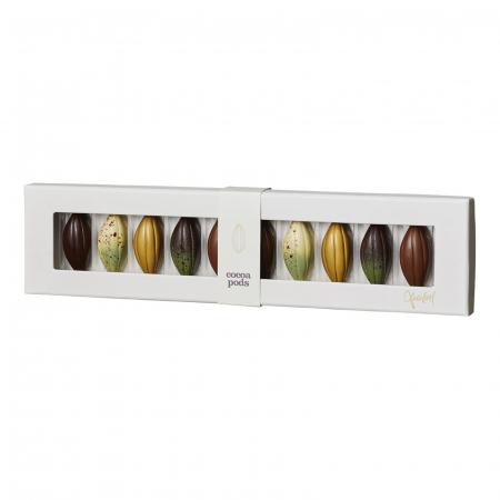Cocoa Pods - Bomboane de ciocolata cu umplutura 90G [1]