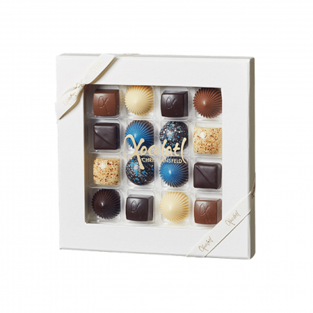 Limited Blue 16 - Selectie premium bomboane de ciocolata 140G [5]