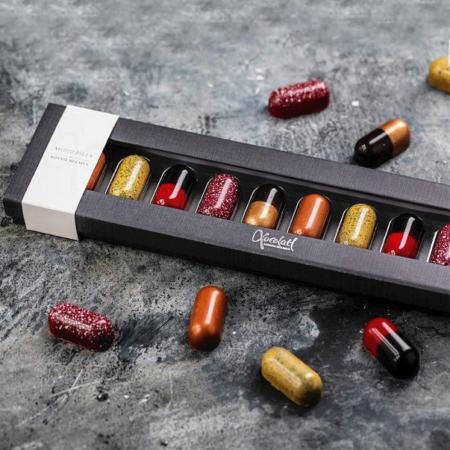 Mood Pills - Pastile de ciocolata pentru buna dispozitie 100G [0]