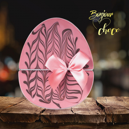 Ou ciocolata ruby - Colectia Paste 2021 [1]