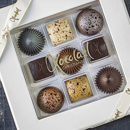 Premier Cru 9 - Selectie premium bomboane de ciocolata 80G [0]