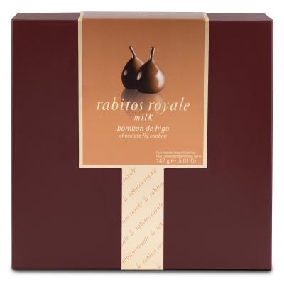 Smochine in ciocolata cu caramel sarat 142G [0]
