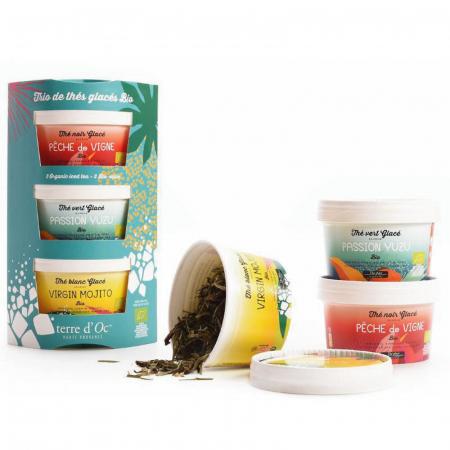 Set cadou 3 ceaiuri organice de vara 105G [1]