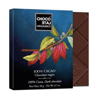 Set ciocolata organica negro 80G [3]