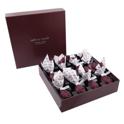 Smochine in ciocolata neagra 142G [1]