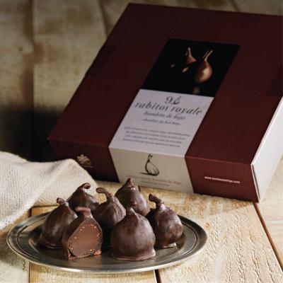 Smochine in ciocolata neagra 142G [2]