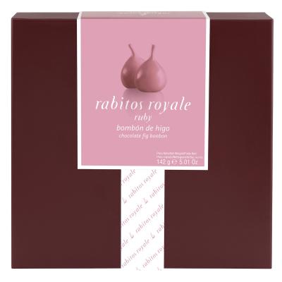 Smochine in ciocolata ruby 142G [0]