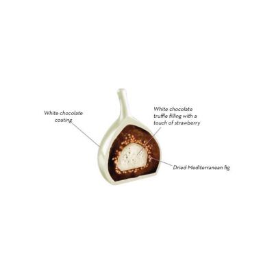Smochine in ciocolata alba 153G [5]