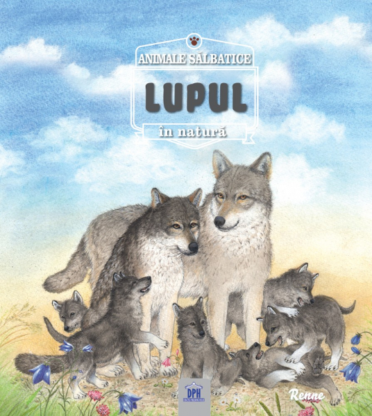 Animale salbatice - Lupul in natura 0