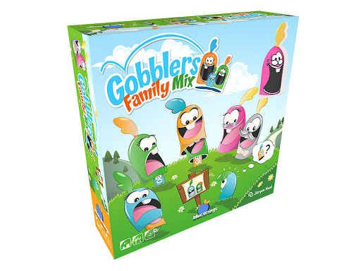 Gobblers Family Mix 0