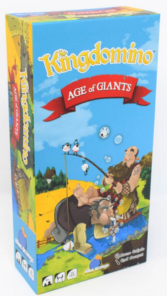 KINGDOMINO - Age of Giants 0