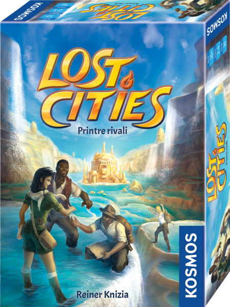LOST CITIES - Printre rivali 0