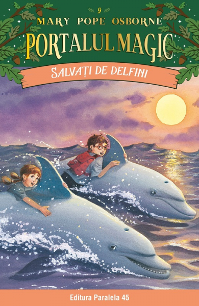 SALVATI DE DELFINI. PORTALUL MAGIC NR. 9. ED. 2 0