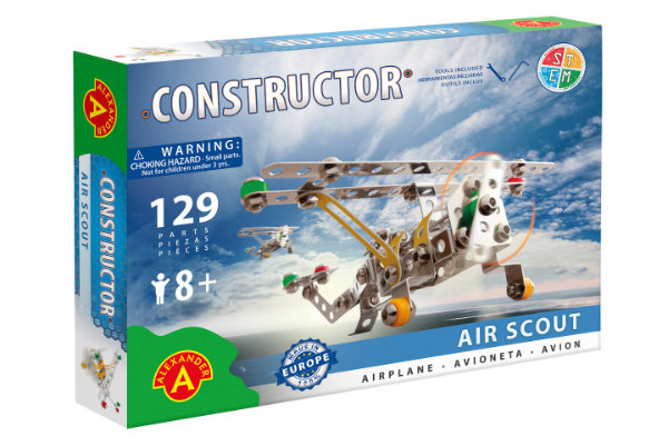 Set constructie - Air Scout 0