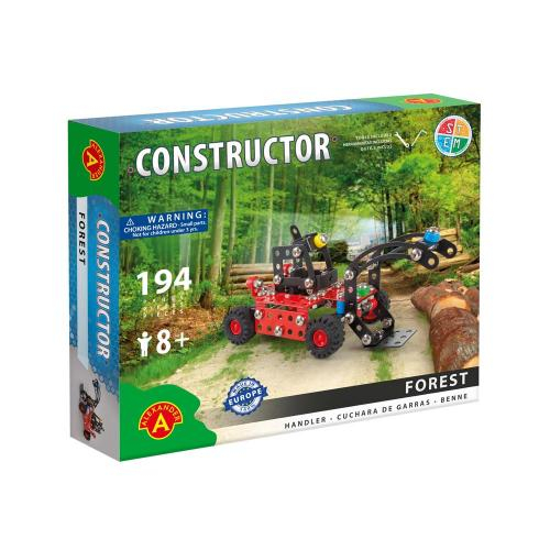 Set constructie - Forest - Wood Mover 0