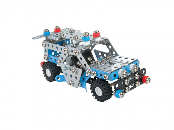 Set constructie - Police Patrol Car - City Emergency 1
