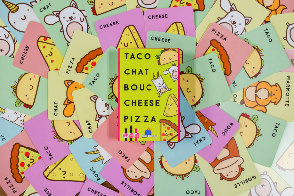 Taco Cat Goat Cheese Pizza [1]