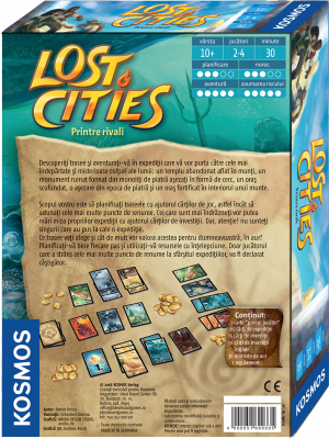 LOST CITIES - Printre rivali1