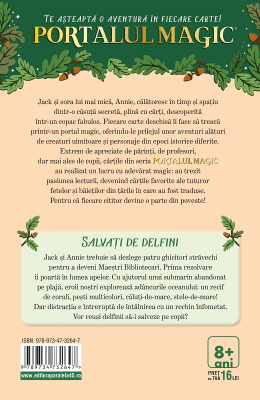 SALVATI DE DELFINI. PORTALUL MAGIC NR. 9. ED. 21
