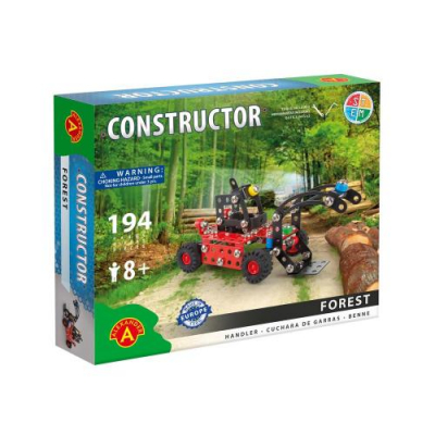 Set constructie - Forest - Wood Mover0