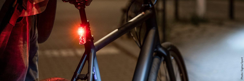 iluminare bicicleta