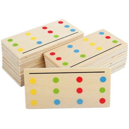 Joc Montessori Din Lemn Labirint Asociază Culorile 3